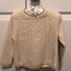 Ralph Lauren blue label 18mo sweater exc cond